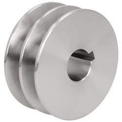 Pulley SPA 2X13mm fi 160mm / 24mm