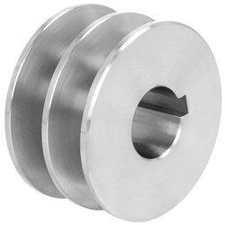 Pulley SPA 2X13mm fi 80mm / 19mm