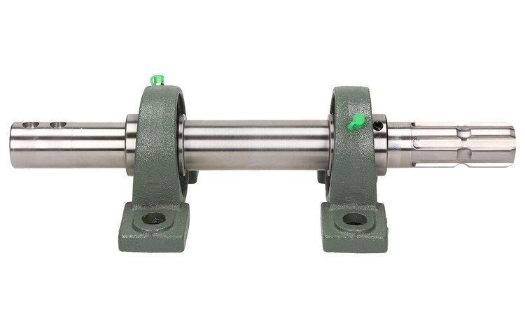 Quality Steel Screw Log Wood Splitter 80mm Auger Cones